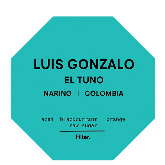 Luis Gonzalo | Colombia