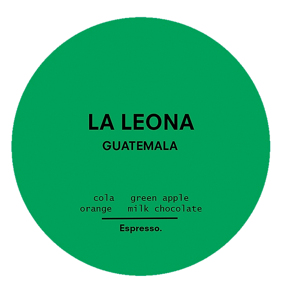 La Leona. Guatemala