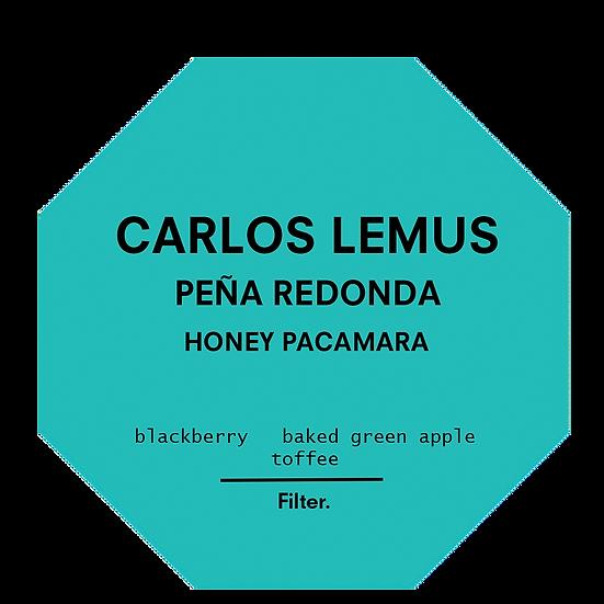 Carlos Lemus | El Salvador | Filter