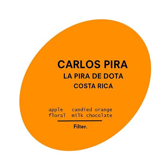 Carlos Pira. Costa Rica