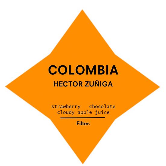 Colombia. Hector Zuñiga