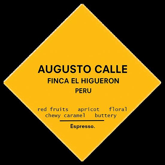 Augusto Calle. Peru