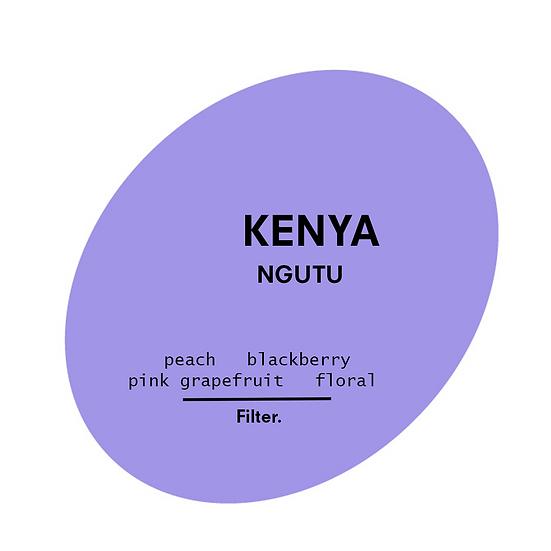 Kenya. Ngutu