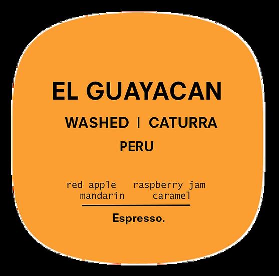 El Guayacan | Peru | Espresso