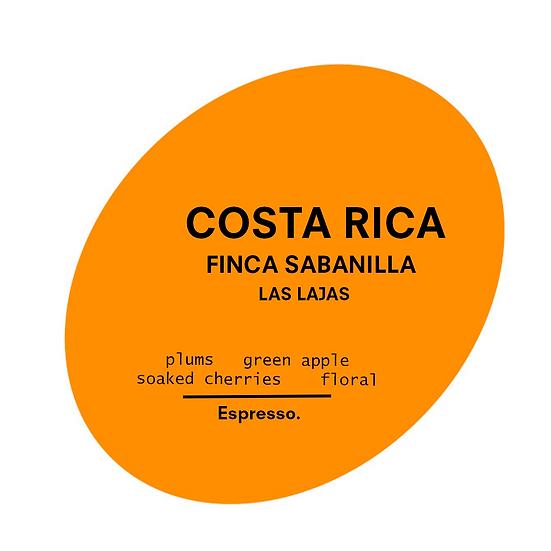 Costa Rica. Finca Sabanilla