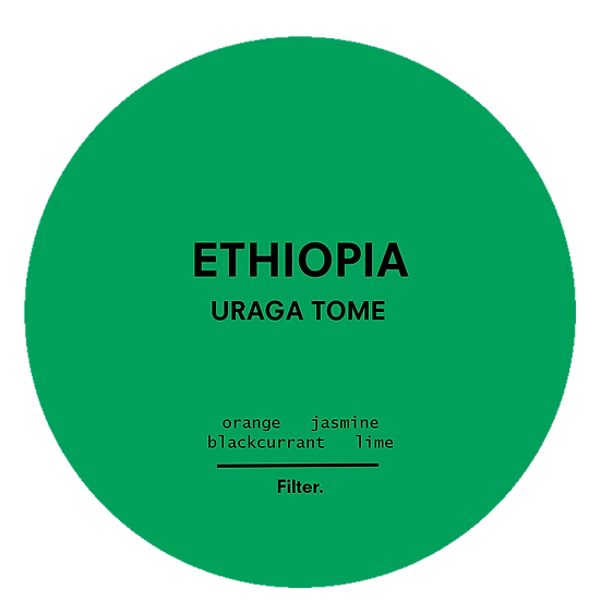 Ethiopia. Uraga Tome