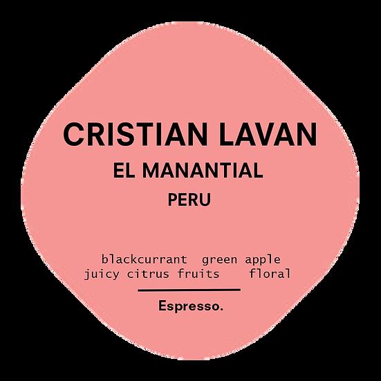 Cristian Lavan | Caturra, Geisha | Espresso