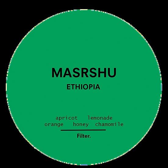 Masrshu. Ethiopia