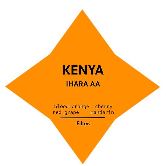 Kenya. Ihara AA