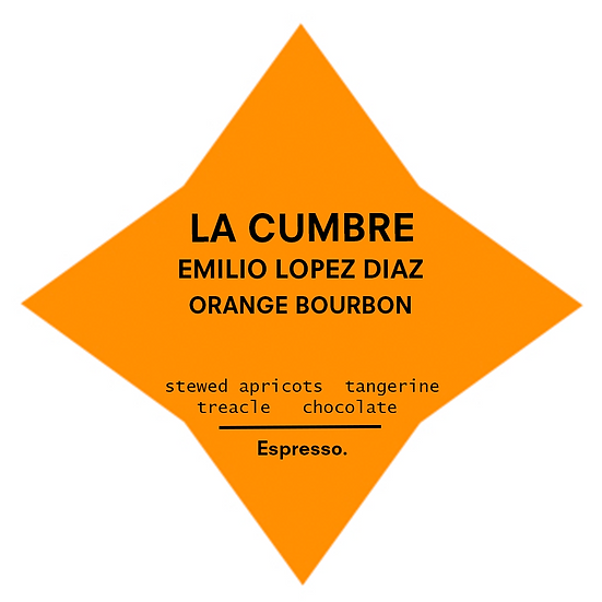 La Cumbre | Orange Bourbon | Espresso