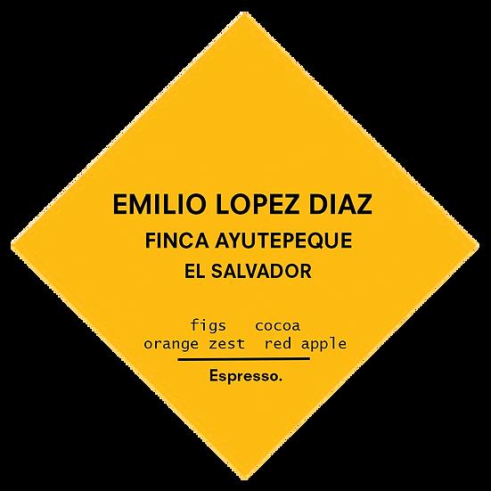 Emilio Lopez Diaz   Finca Ayutepeque   El Salvador