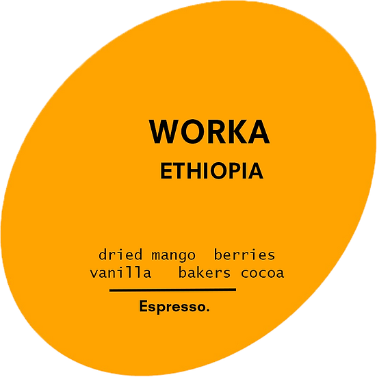 Worka | Ethiopia | Espresso