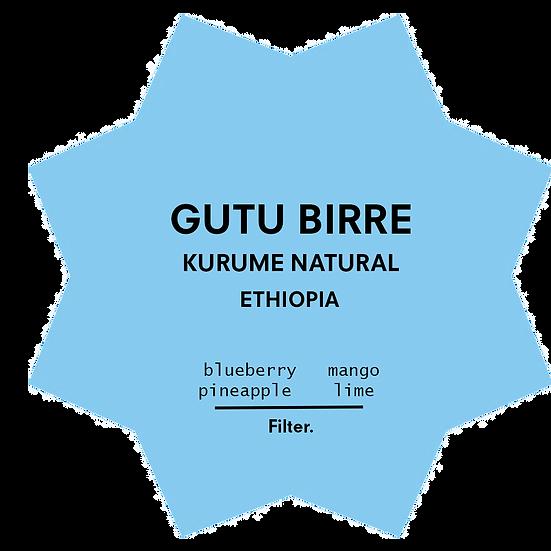 Gutu Birre | Kurume Natural | Filter
