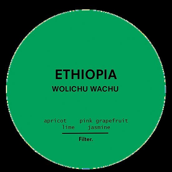 Ethiopia. Wolichu Wachu