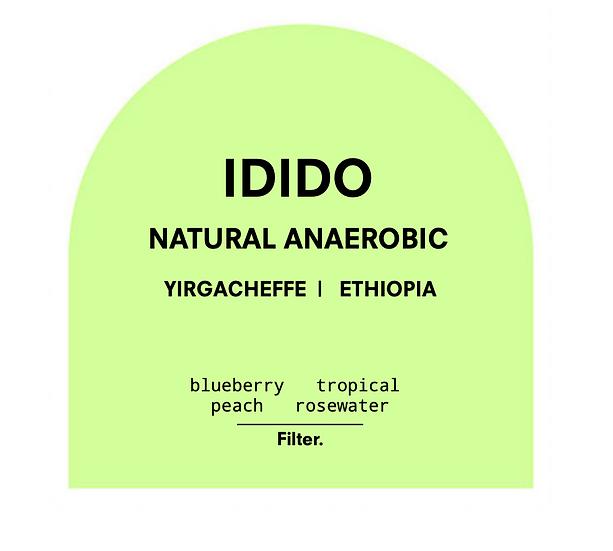 Idido   Natural Anaerobic   Ethiopia
