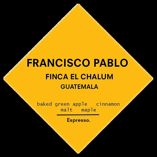 Francisco Lorenzo Pablo | Espresso