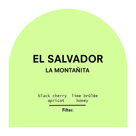 El Salvador. La Montañita