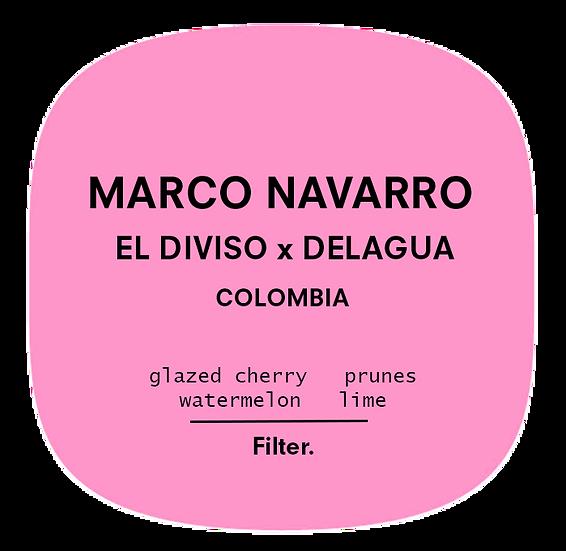 Marco Navarro x Delagua | Colombia