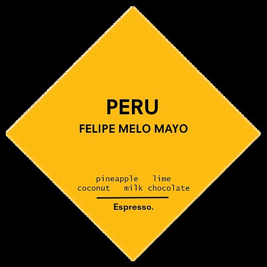 Peru. Felipe Melo Mayo