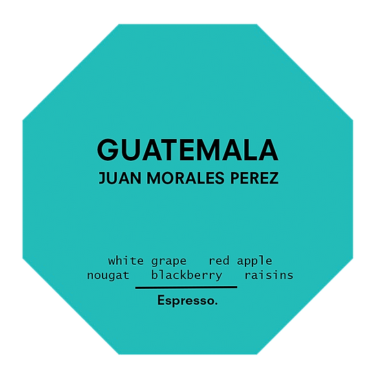 Guatemala. Juan Morales Perez