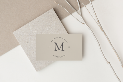 Logotyp Madeliene