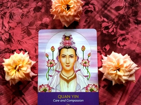 Quan Yin: The Master of Compassion