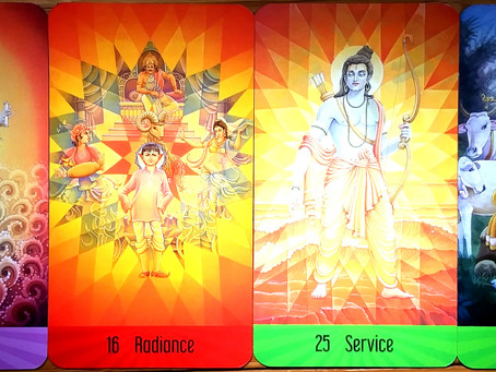 Virgo New Moon - The Radiance of Service