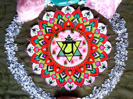 Heart Chakra Healing - Reconstructing the Bridge Between Heaven and Earth