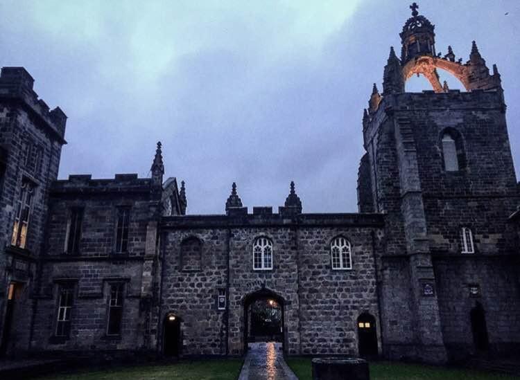 University of Aberdeen King's College