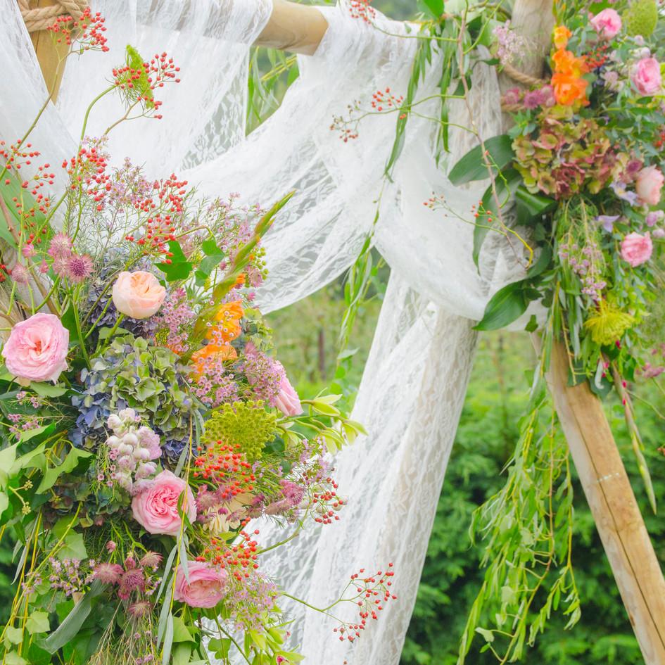 Bruiloft Aart & Desiree