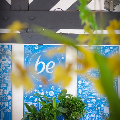 Be-green at Be-Interactive!