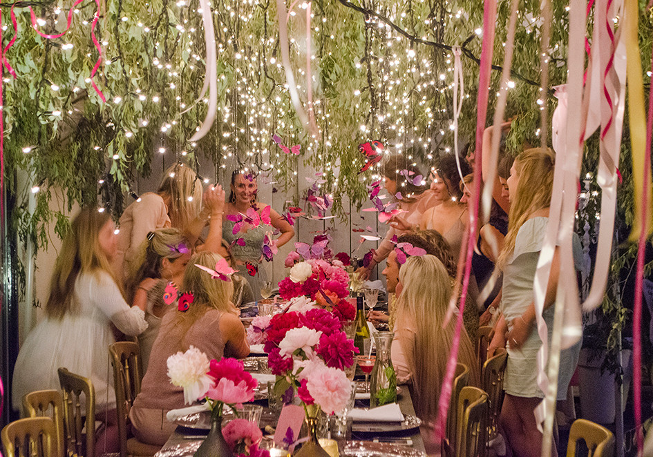 21 fairytale forrest dinner