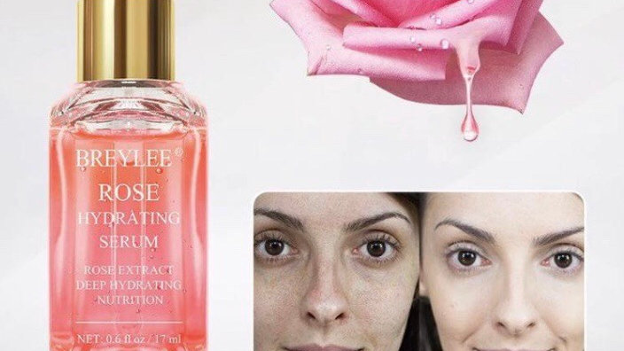 Breylee Rose Hydrating Serum
