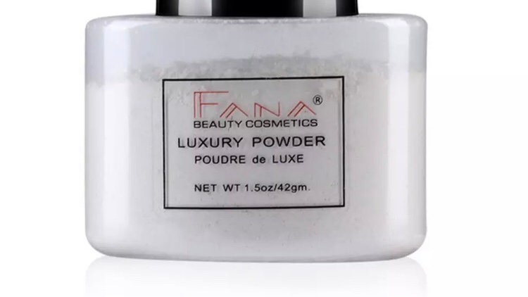 Facial Powder Oil Control Smooth Loose Powder Translucent Setting Beauty Highlig