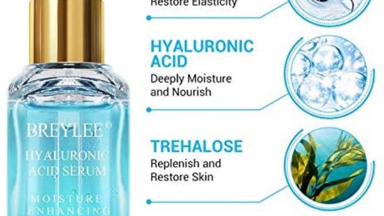 BREYLEE Hyaluronic Acid Serum