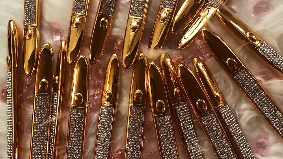 1pcs Magic Self-adhesive Eyeliner Pen Glue-free Magnetic-free for False Eyelashe