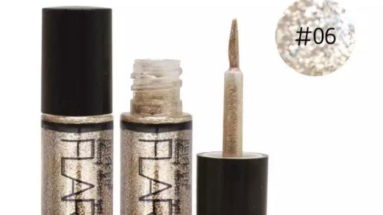 Dazzling Eyeshadow Discoloration Monochrome Eye Shadow Makeup Pigment Glitter Di