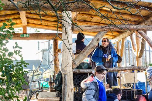 Kilsyth timber framing project