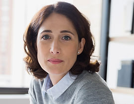 Image of brunette woman. Counseling helps improve productivity and concentration.