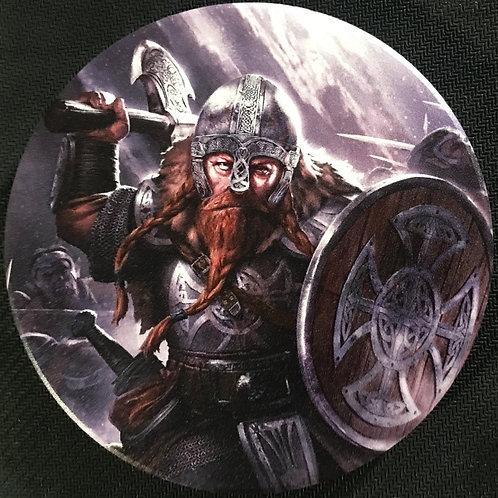 Dwarf Coasters, Set of 8