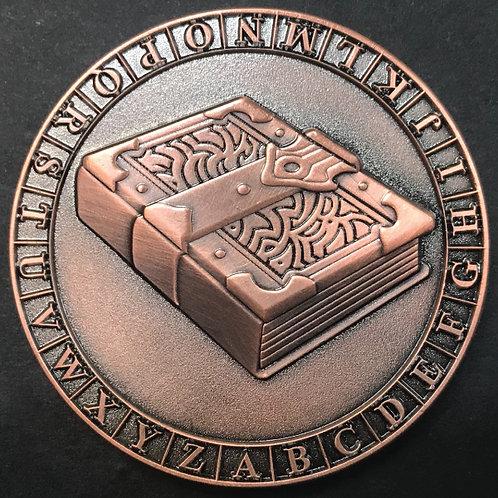 Alphabet Coin
