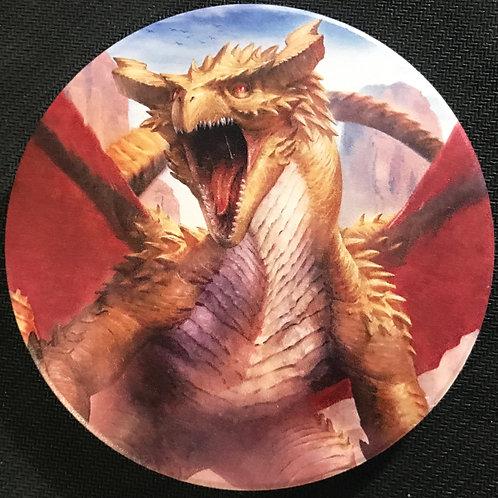 Gold Dragon Coaster