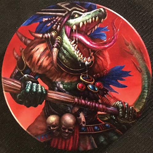 Lizardman Coaster