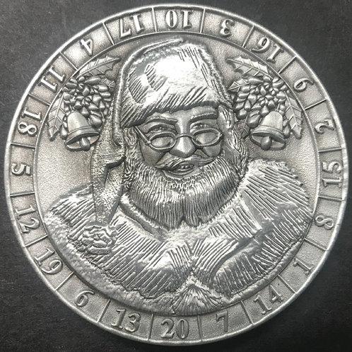 d20 Santa Claus