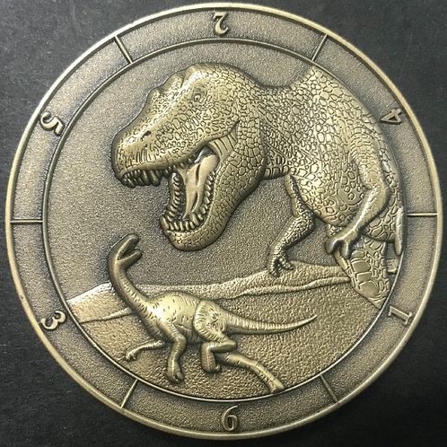 d6 Tyrannosaurus Rex