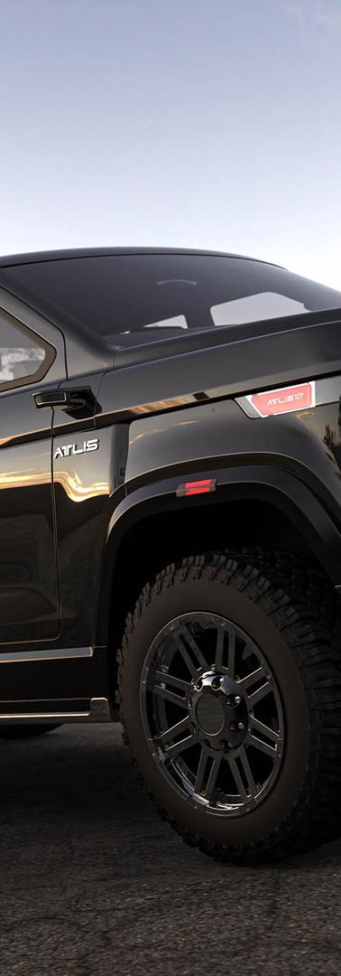 Atlis XT durable pickup truck