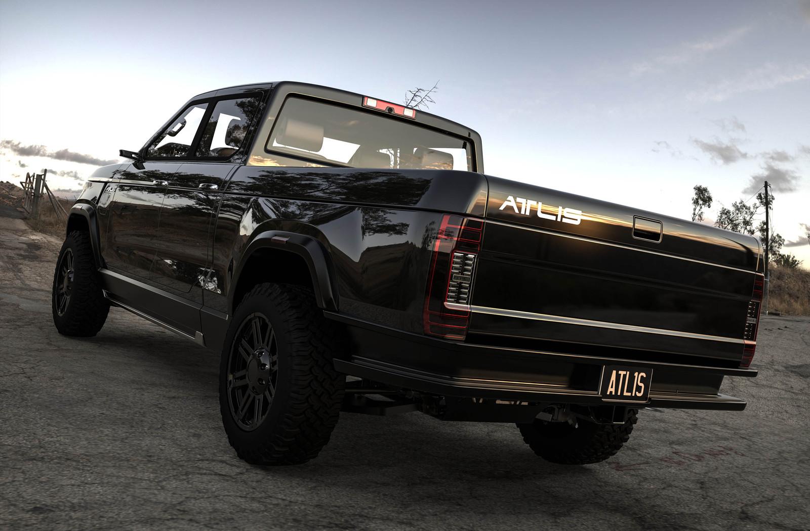 Atlis Motor Vehicles Xt Pickup Truck