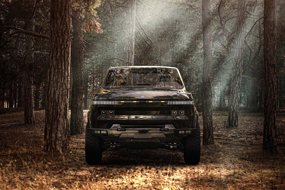 Atlis XT Pickup Truck