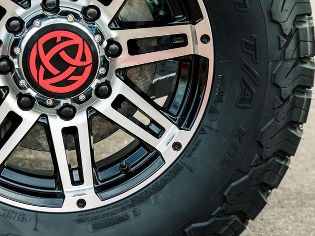 XP Tire Photo