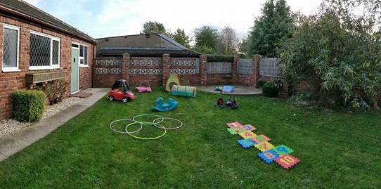 Outside play.
